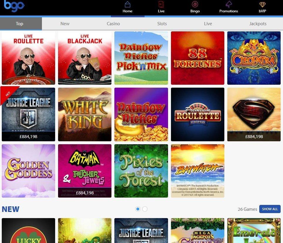 Rating Best Online Casinos USA
