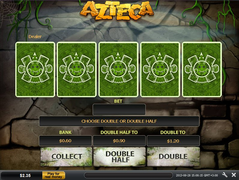 Play Azteca Slots Online at Casino.com NZ