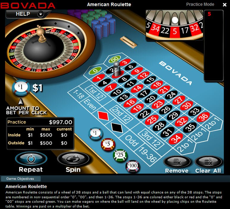 online casino roulette casino and gaming