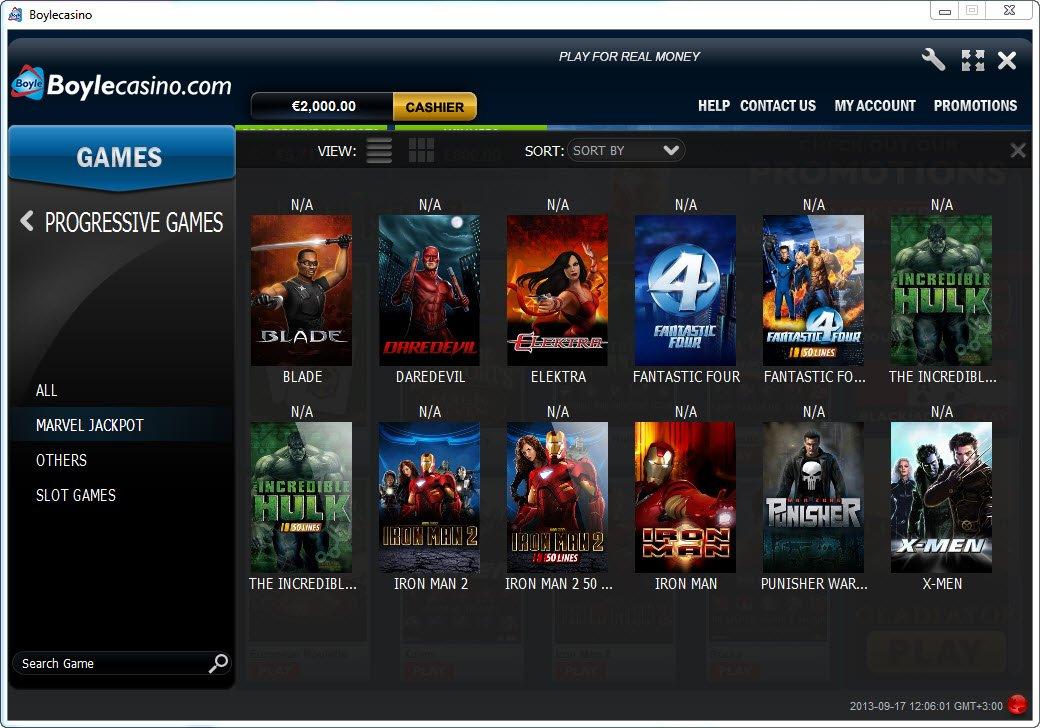 Boyles online casino used casino blackjack layout