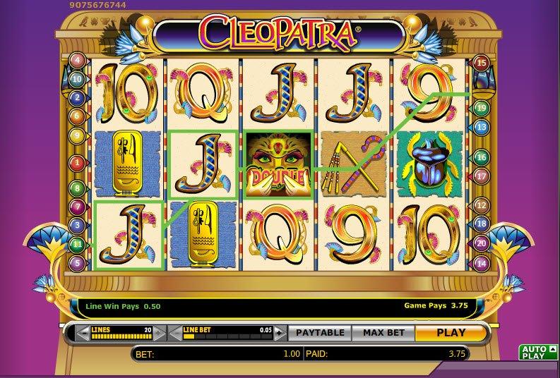 Casino Free Slots Cleopatra