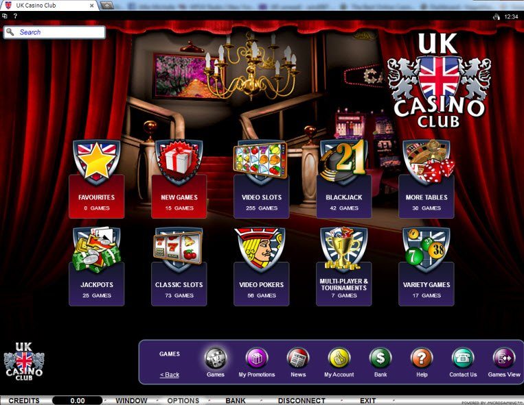 Review UK Casino Club with VegasMaster.com