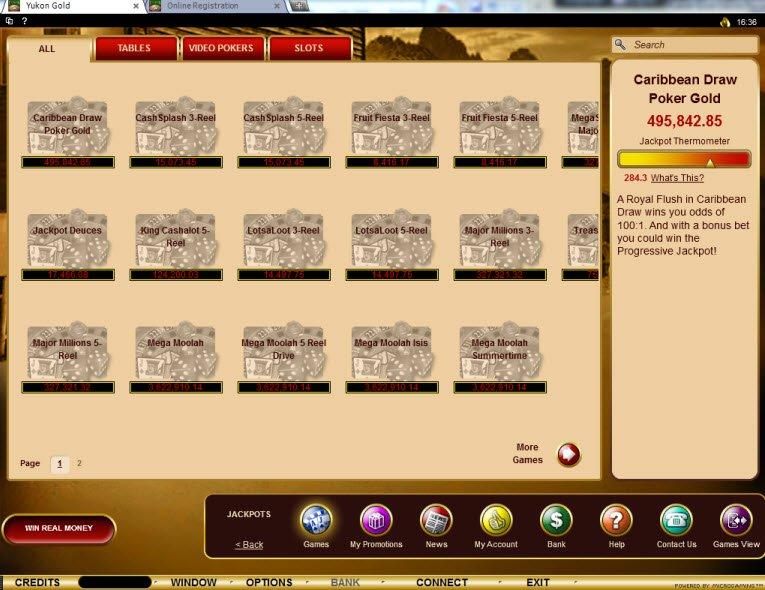 yukon gold casino is it legit