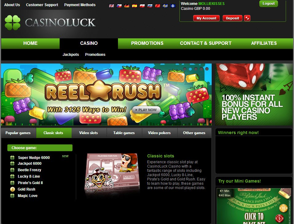 Casino Luck.Com