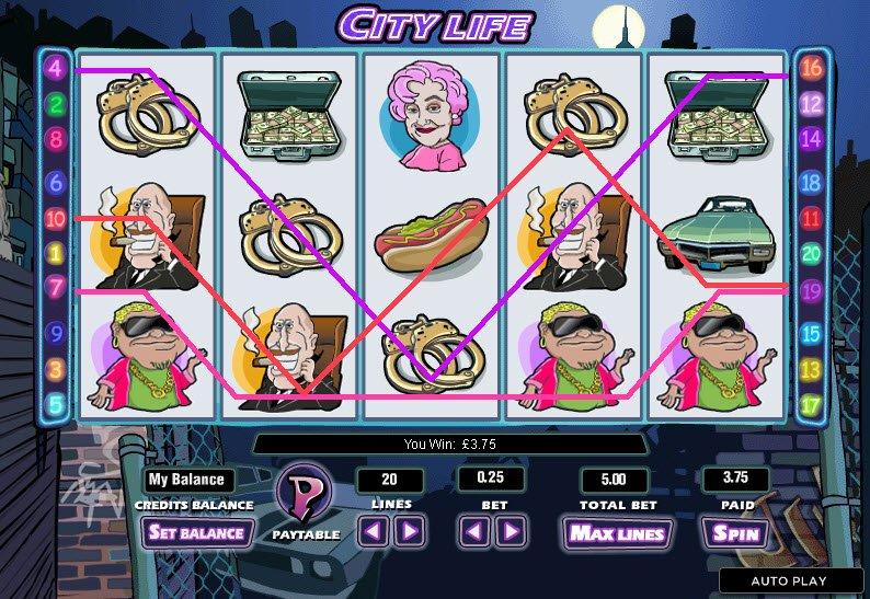 Live City Slot