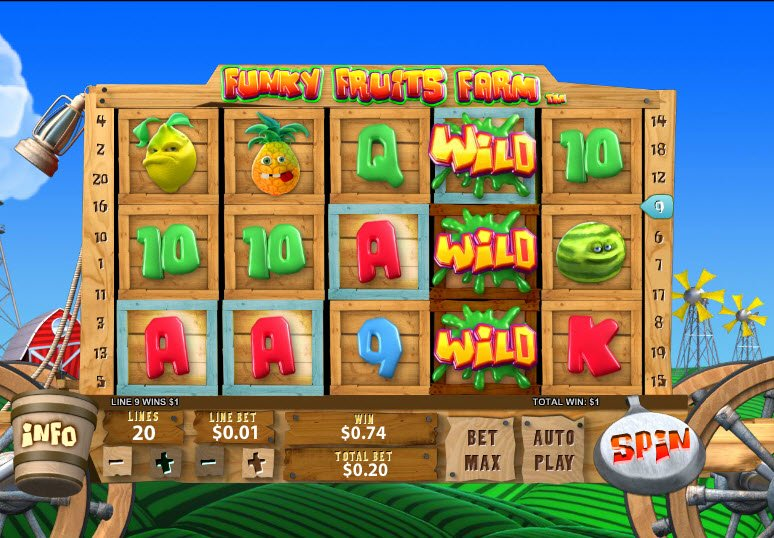 House of fun free spins real money