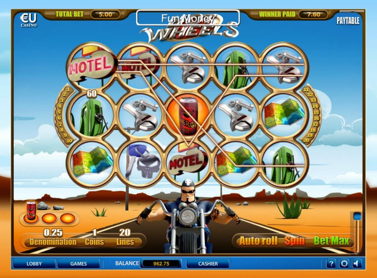 online casino sverige wheel book