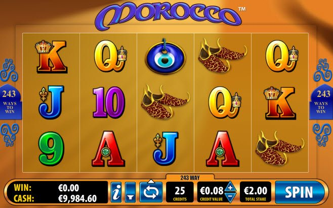 Morocco Slot Machine Online ᐈ Bally™ Casino Slots