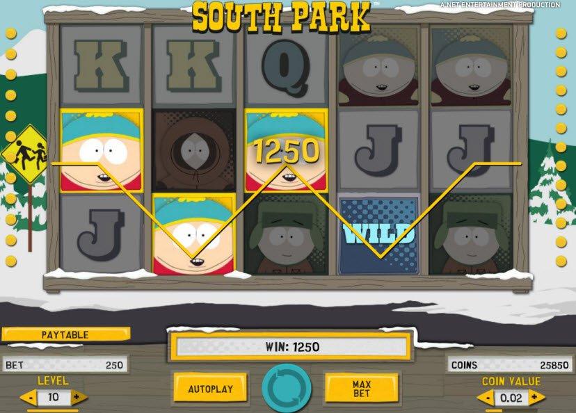 South Park Time Slot