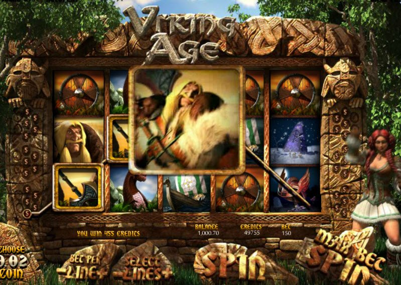 Viking Fire Slot Machine - Read the Review Now