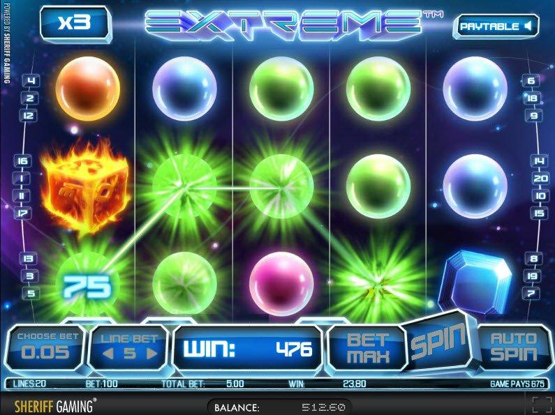 Xtreme Slots Review