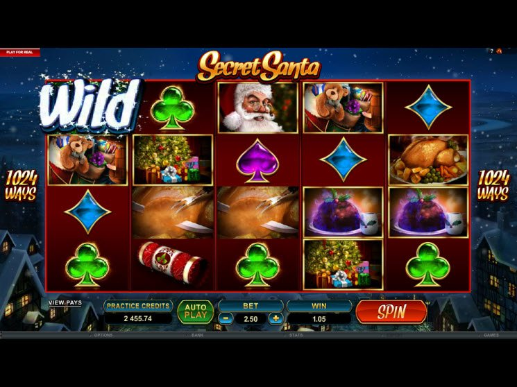 Spiele Secret Santa - Video Slots Online