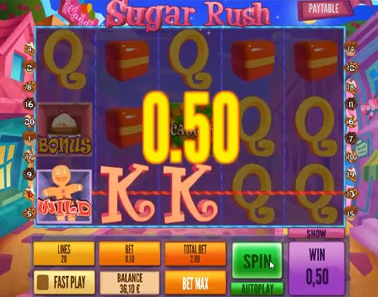 Slot Rush
