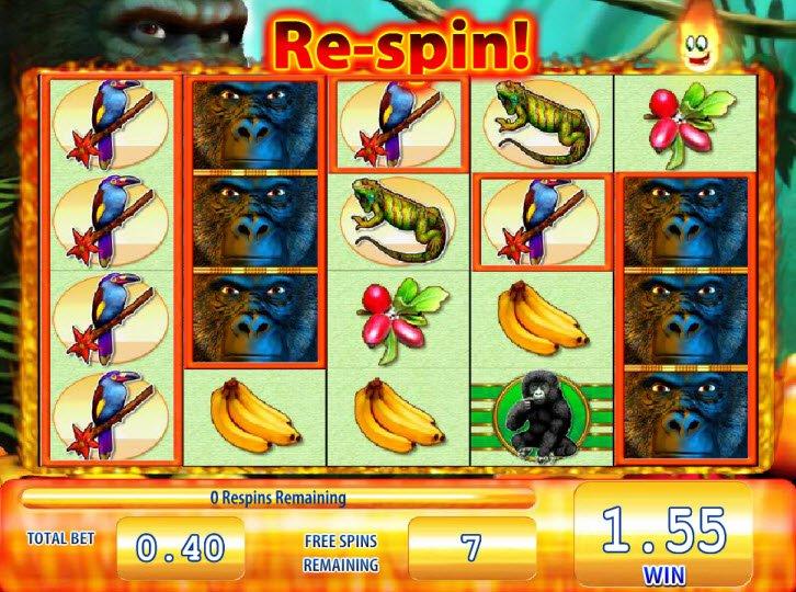gorilla free online slots