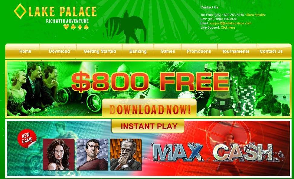 Lake palace casino louisiana indian casinos