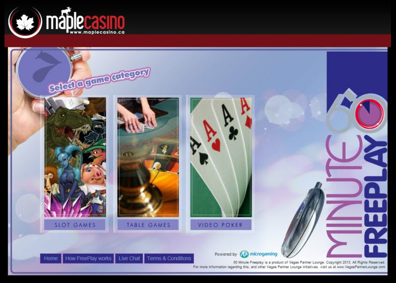 Maple diamond casino jackpot las vegas casino games free
