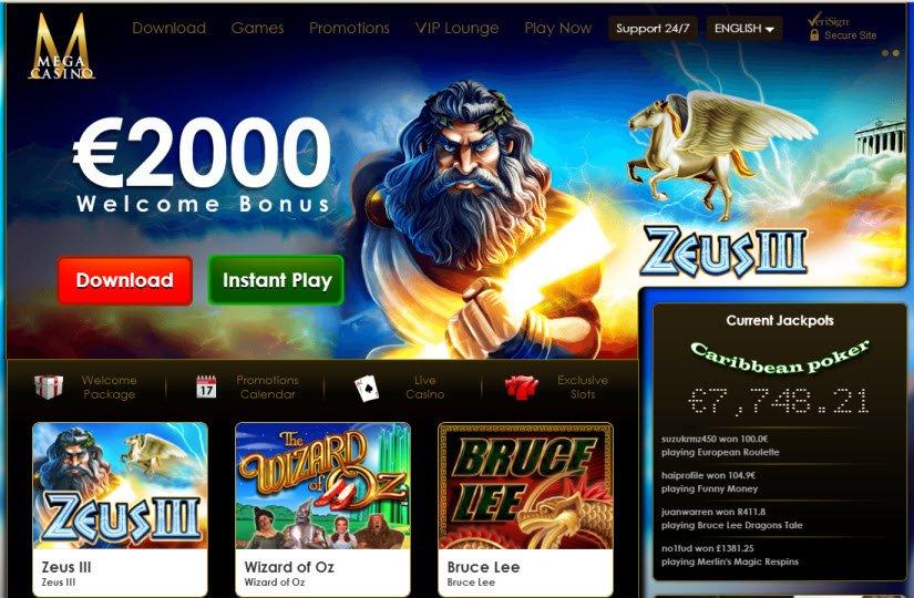 Mega Casinos