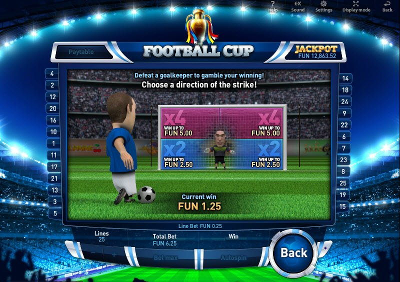 Football World Cup Slot - Review and Free Play