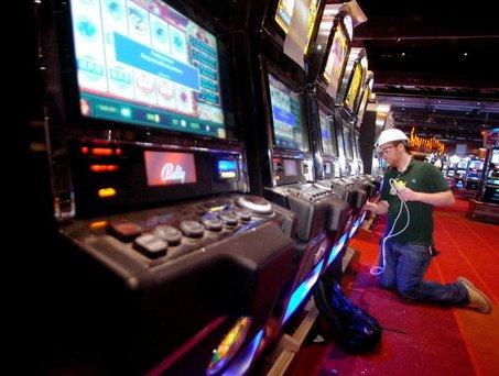 How to become a casino slot technician gambling statistics national