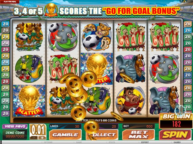 Soccer Safari™ Slot Machine Game to Play Free in Microgamings Online Casinos