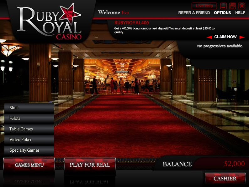 Royal Ruby Casino