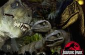 Jurassic Park Slot Machine Game