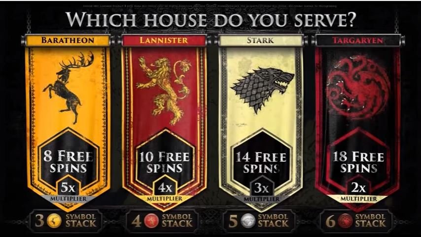 Game of Thrones Slots - Free Slot Machine Game - Play Now
