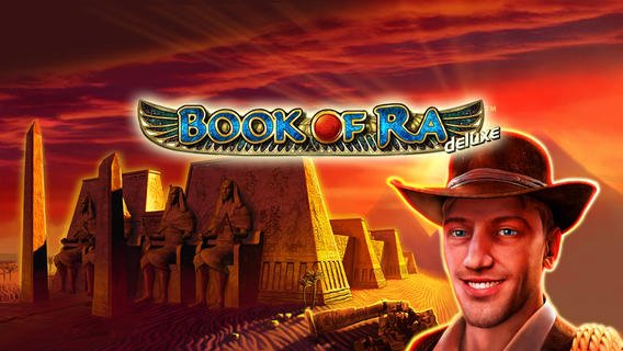 Book Of Ra Deluxe Joc