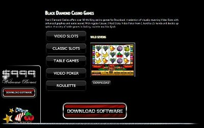 Black Diamond Game