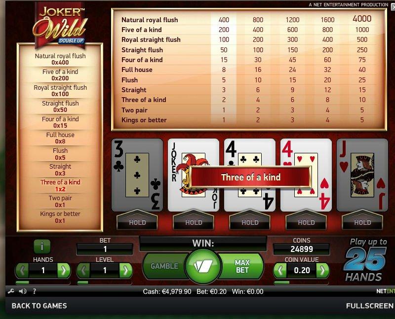 Lucky duck slot machine