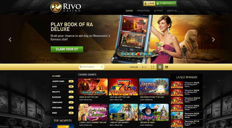 Rivo Casino Mobile