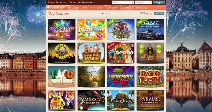 List of poker sites