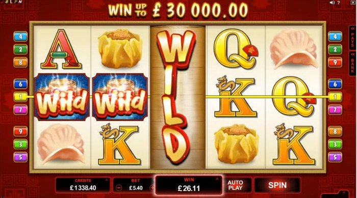 Win Sum Dim Sum™ Slot Machine Game to Play Free in Microgamings Online Casinos