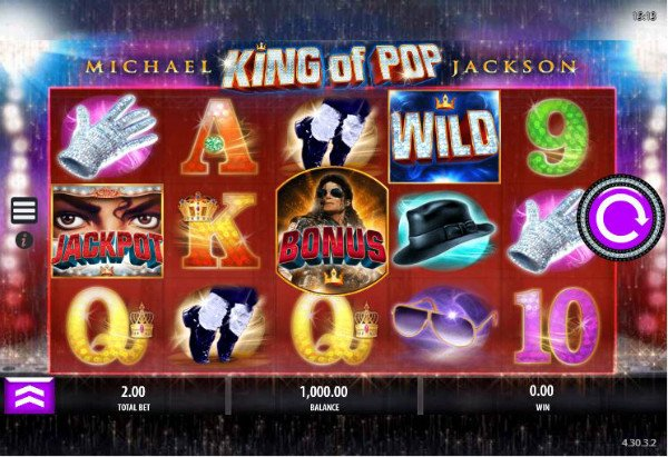 Bally's MJ slot machines are available for real money play at casinos across the world.Brief Overview of Features.Michael Jackson King of Pop slots has 5 reels and 25 paylines, with a max bet of credits.It is a penny slot machine and features five unique bonuses that improve your chances of winning and the overall win amount.The slot game is thoroughly entertaining with video and audio clips of Michael Jackson's /5().