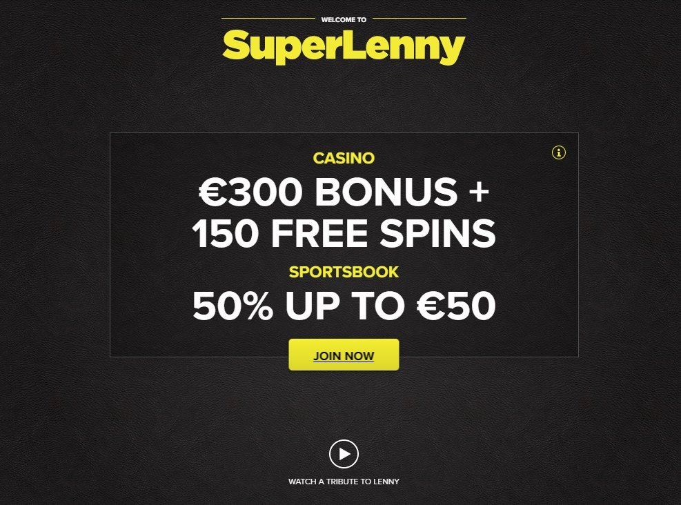 superlenny login