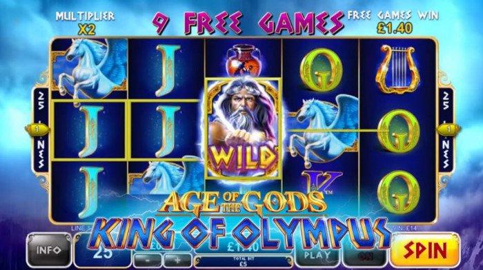Types of casino games
