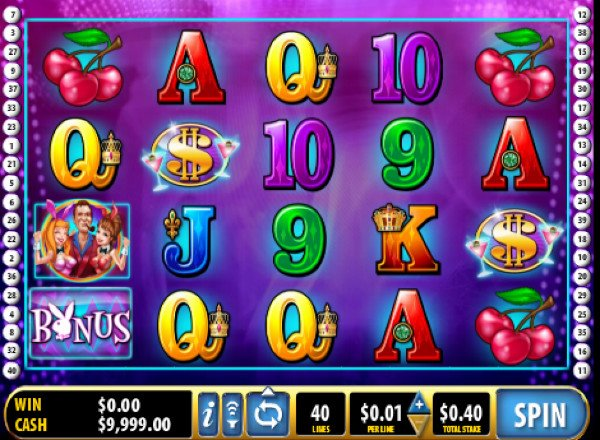 Playboy Hot Zone Slot Machine - Play it Free Online