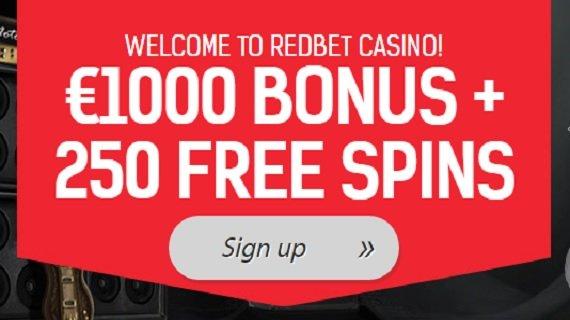 Redbet bonus casino windsor casino limited