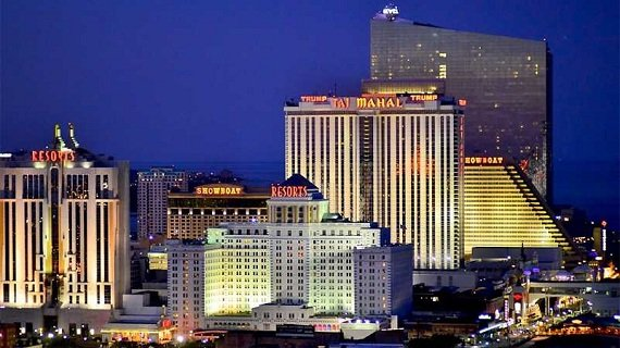 Atlantic City - Image of Casino Resorts