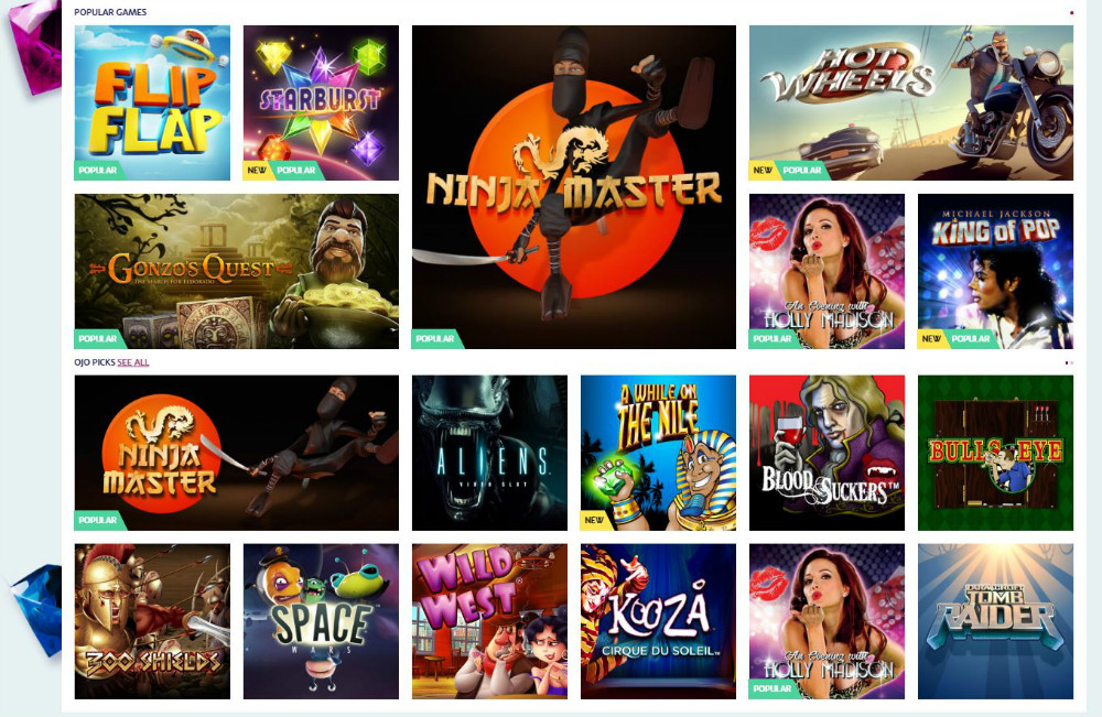 WMS Archives - Get Free Spins at the Best UK Online Casino | PlayOJO