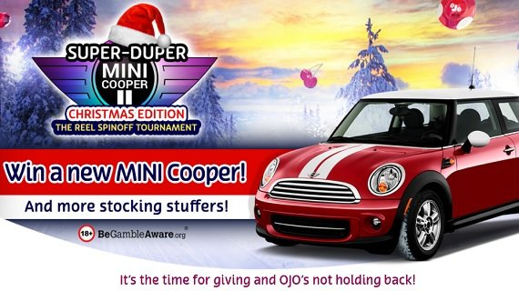 Mini Cooper Competition
